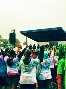 Color Vibe Stage